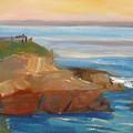 La Jolla Cove 018 by Jeremy McKay