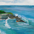 La Jolla Cove 033 by Jeremy McKay