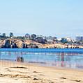 La Jolla Shores by Joseph S Giacalone