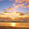 La Jolla Sunset by Rima Biswas