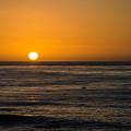La Jolla Sunset by Susan McMenamin
