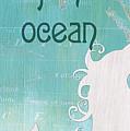 La Mer Mermaid 1 by Debbie DeWitt