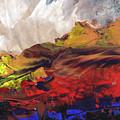 La Mer Rouge by Miki De Goodaboom