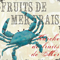 La Mer Shellfish 1 by Debbie DeWitt