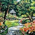 La Paloma Gardens by Alexandra Maria Ethlyn Cheshire