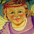La Petite Fee   The Little Fairy by Rusty Gladdish