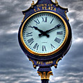 La Plata Clock by E R Smith
