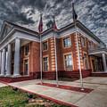 La Plata Town Hall by E R Smith
