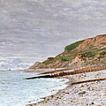 La Pointe De La Heve by Claude Monet