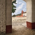 La Purisima Arch by Sharon Foster