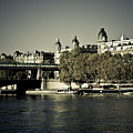 La Seine I by Olivier De Rycke