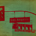 La Street Ligh by Naxart Studio