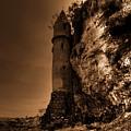 La Tour Darkly by Richard Omura