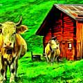 La Vaca by Leonardo Digenio