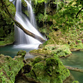 La Vaioaga Waterfall by Mircea Muntean