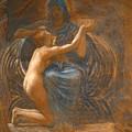 La Vierge Consolatrice by William Blake Richmond