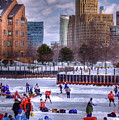 Labatt Pond Hockey 2011 by Don Nieman
