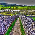 Labyrinth Of Grassington by Scott Perkins