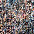 Labyrinth Of Sorrows by Darwin Leon