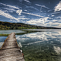 Lac Saint-point by Philippe Saire - Photography