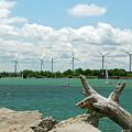 Lackawanna Wind Farm 5079 by Guy Whiteley