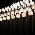 Lacma Lights 3 by Christine McCole