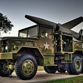 Lacrosse Missile System by Tony Baca