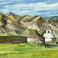 Ladakh by Asha Sudhaker Shenoy