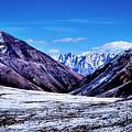 Ladakh, India, Landscape 2 by Peter Rodger