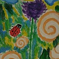 Lady Bug by Ksenia Tokareva