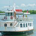 Lady Chadwick Boat - Cabbage Key Island, Florida by Timothy Wildey