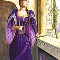 Lady Ettard by Melissa A Benson