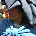 Lady In Blue by Alisha Robertson