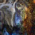 Lady In Blue by Linda Sannuti
