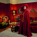 Lady In Red by Sad Hill - Bizarre Los Angeles Archive
