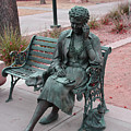 Lady In The Park by Tommy Anderson