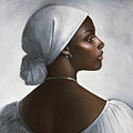 Lady In White by Samere Tansley