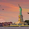 Lady Liberty by Chris Lord