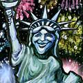 Lady Liberty by Kevin Middleton