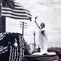 Lady Liberty by Kurt Hausmann
