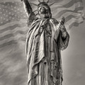 Lady Liberty by Patricia Montgomery