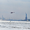 Lady Liberty's Typical Day by Paulette B Wright