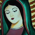 Lady Of Guadalupe by Melinda Etzold