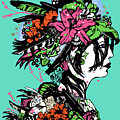Lady Of The Garden by Sara Matthews