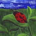 Ladybug by Cassandra Geernaert