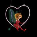 Laerinu The Love Fairy  by John Junek