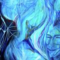 Laeyfe Becomes The Aurora by Jennifer Christenson