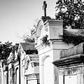 Lafayette Cemetery New Orleans by Julia Rigler