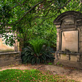 Lafayette Crypts 1 by Tammy Wetzel