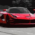 La Ferrari by Andrea Mazzocchetti